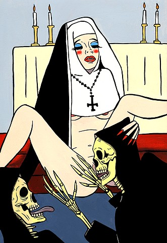 Naughty Nun no. 6