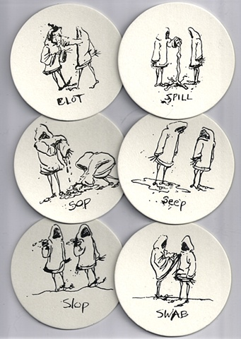 Earl and Beaufort Coasters