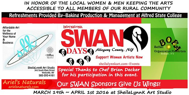 SWAN Become A Sponsor