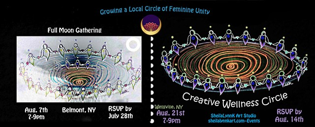 July and August Circles
