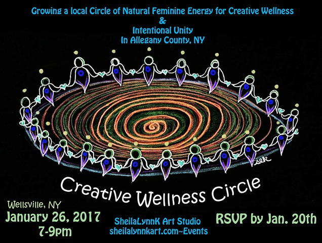 Creative Wellness Circle January 2017