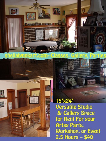 Gallery & Studio Space
