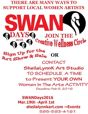 YOUR CHANCE TO SWAN
