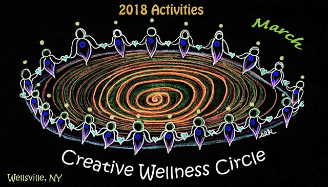 March Wellness Circle