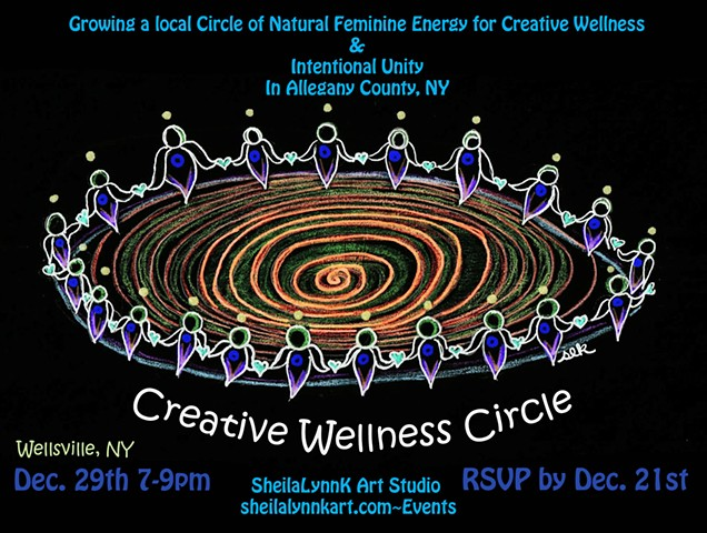 Sacred Sisters, Wellness, Sister Circle, Wellsville NY