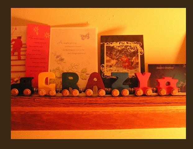 Crazy Train, Christmas Cards, Holiday Cards