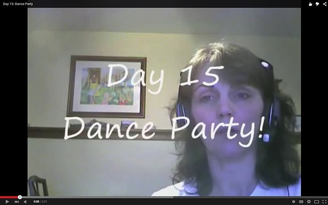 Arachnoiditis Dance Party