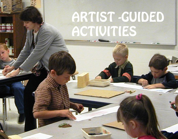 Artist Guided Activities