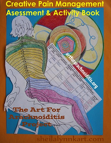 Pain Management, Creative Wellness, Art For Arachnoiditis, Arachnoiditis, Chronic Pain