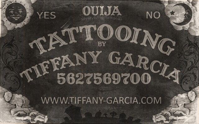Spellbound Tattoos by Tiffany Garcia Tattoo Artist