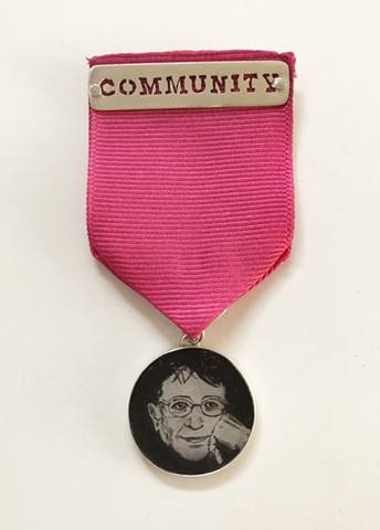 Smulovitz, Medal of Hope: Surel Mitchell - Community