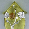 Bat Mitzvah House Pendant