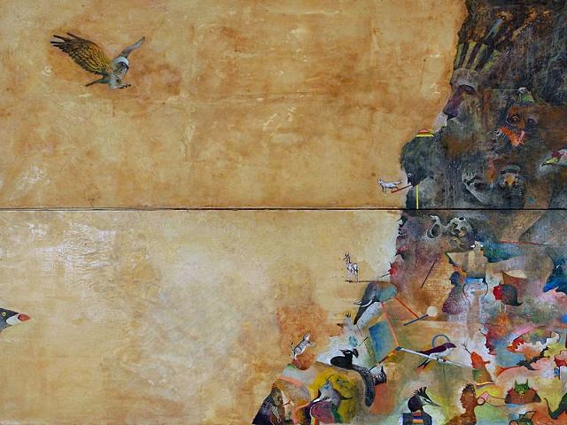 encaustic painting beeswax poetic