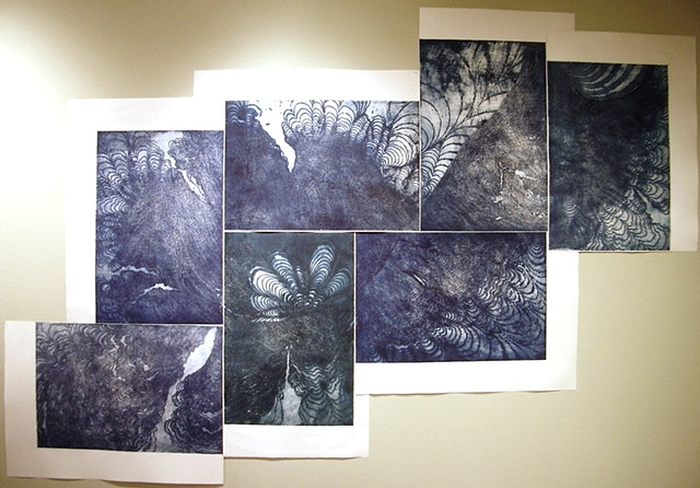 Intaglio Prints on Paper