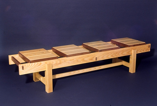 Four Seat Bench