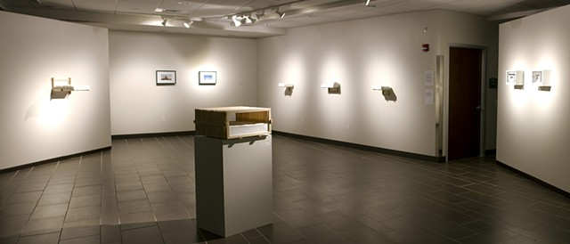 Scott Hazard, Foster Art Gallery, Westminster College, New Wilmington, PA