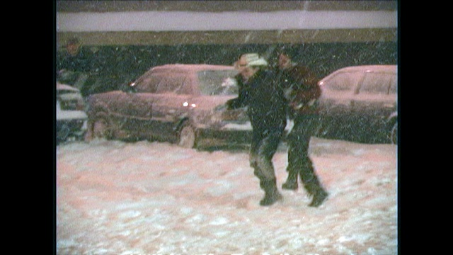 Snowball Fight 2000