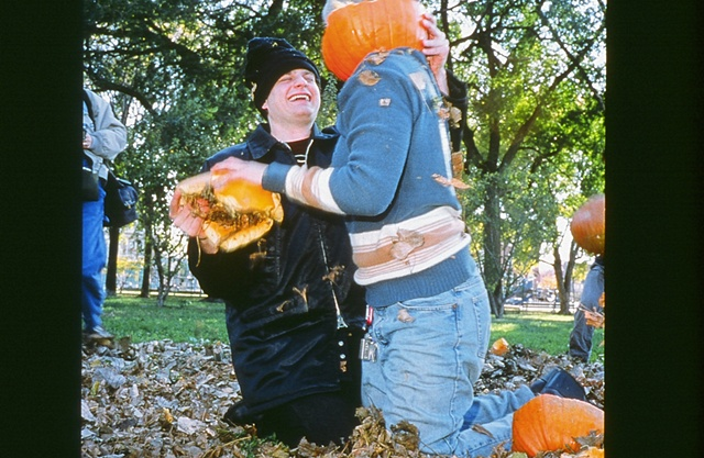 Pumpkin Fight 2000