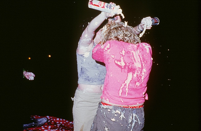 Whipped Cream Fight 2000