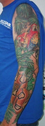 JUNGLE ARM