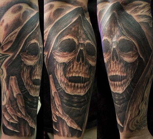 Reaper Forearm