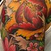 flowers arm