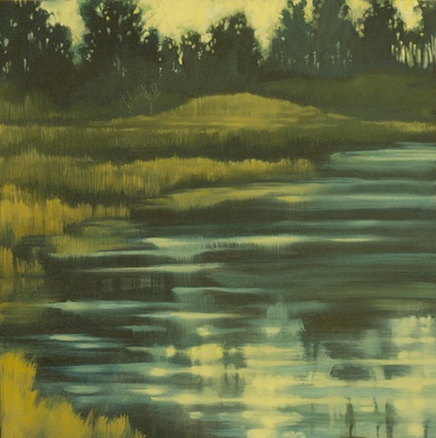 """Evening Wetlands"""