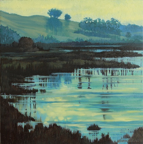 """Blue Wetlands"""