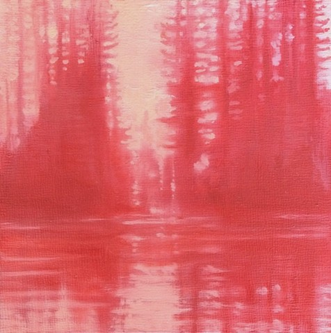 Red Trees Study II
