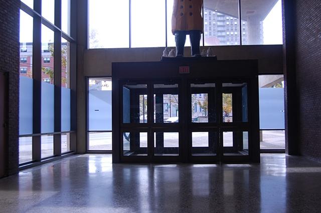 Interior Installation View