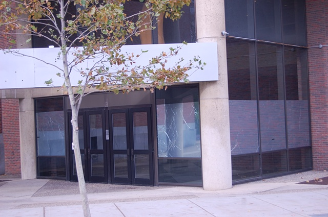 Exterior Installation View