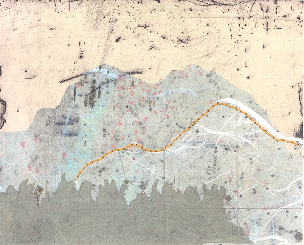 Untitled (Mountain I)