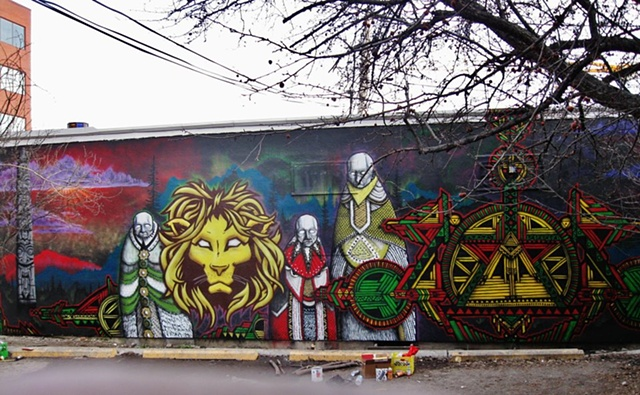 The Jamaican Stargate