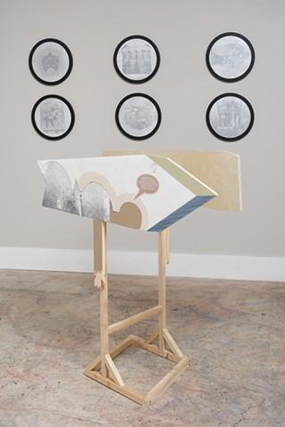 Alan Lerner Installation