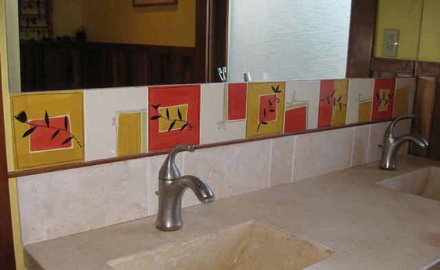 Back Splash Tiles