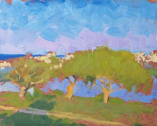 sunset lake study
