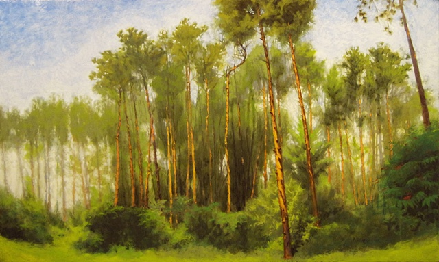 Houghton Trees (Bent One)
