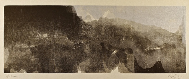 Asheville, landscape, fine art
