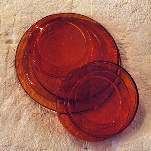 Tabunim, Ein Gedi: resin plates