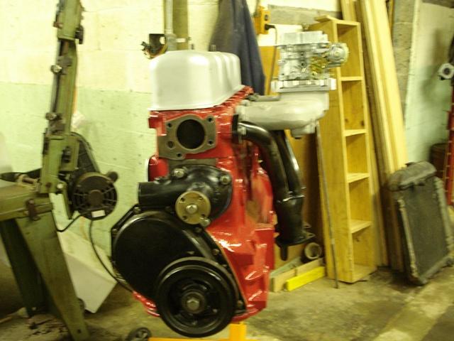 Motor (front shot)