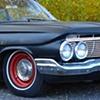 1961 Chevy Bel Air 2 Door Sedan