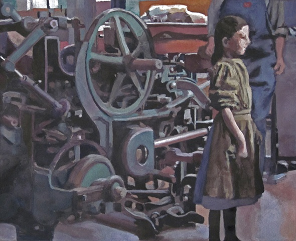 Mill Girl Study