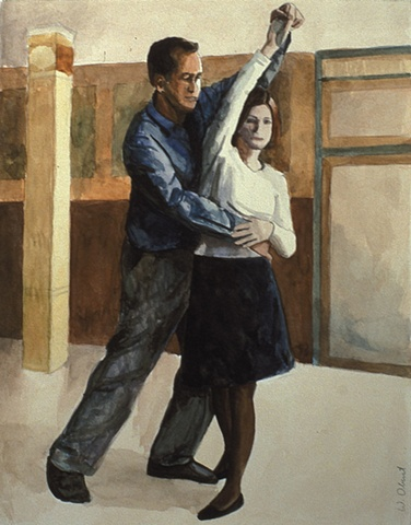 Dancing Couple II Study