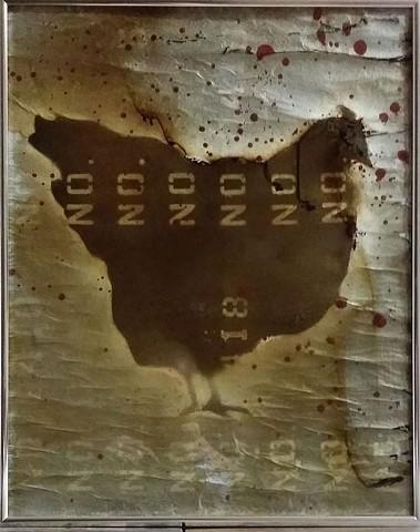 Chicken Farm (detail)