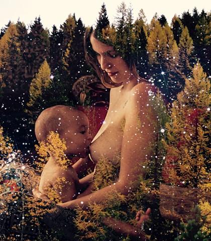 Dori and Her Son