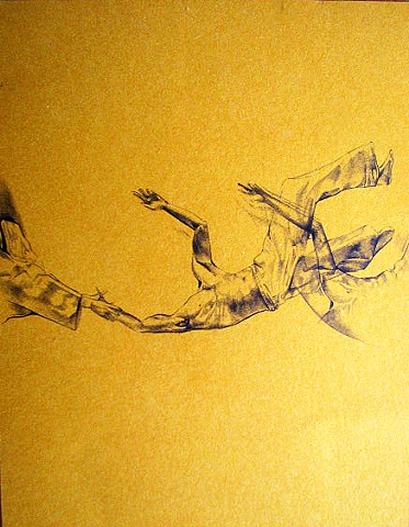 Capoeira Wall Piece