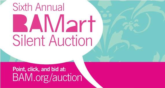 BAM Silent Art Auction