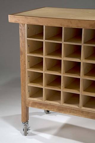 Test Spot Cabinet (detail)