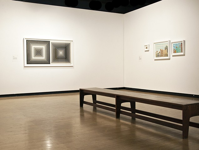 Selected Works from The Collection of Michael Cavendish - Installation View