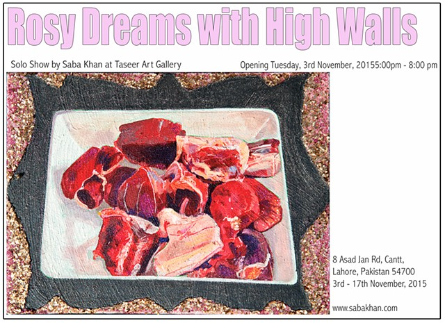 Rosy Dreams with High Walls